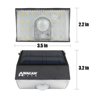 Wagan Tech - 1,000 Lumen Solar Micro Wall LED Light-19