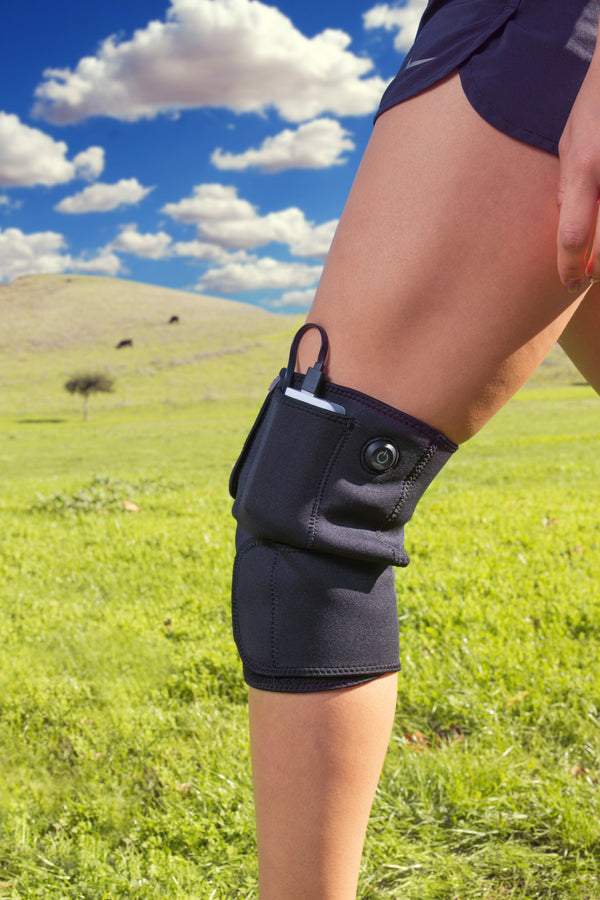 Active Heat Knee Wrap