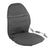 Deluxe Velour Heated Seat Cushion