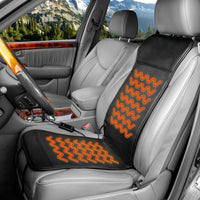 Auto Sport Heated Seat Cushion