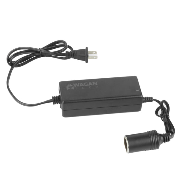 Wagan Tech -AC to DC 5 Amp Power Adapter  -2