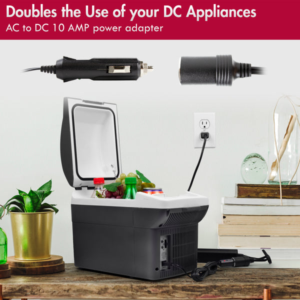 AC to DC 10 Amp Power Adapter