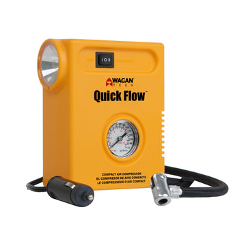 Quick-Flow Compact Air Compressor