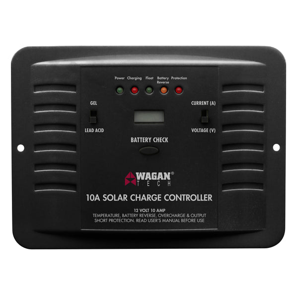 Wagan Tech - Solar Charge controller