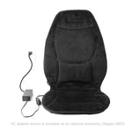 Soft Velour Heated Seat Cushion