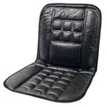 Leather Lumbar Support Cushion