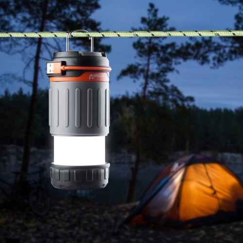 Wagan Tech - Pop-Up Lantern USB - charging