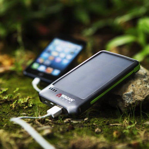 Wagan Tech - Solar Charging - Battery Power Bank - lifestyle