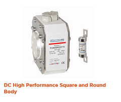 DC High Performance Square & Round Body