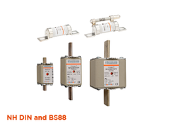 NH DIN and BS88
