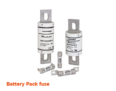Battery Pack fuses