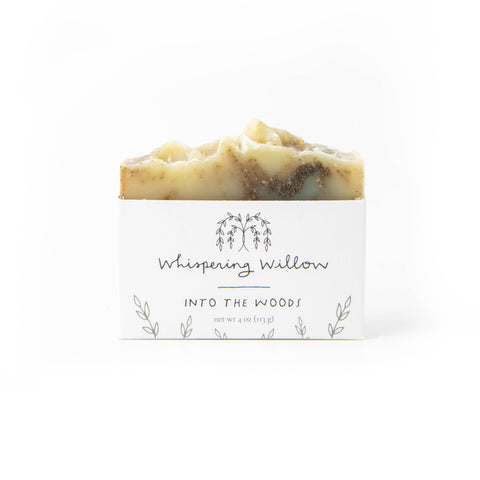 Into the Woods Natural Soap