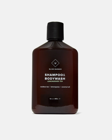 Lemongrass Tea Shampoo & Body Wash