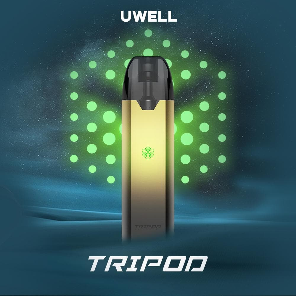 UWELL Tripod Refillable Pod Kit