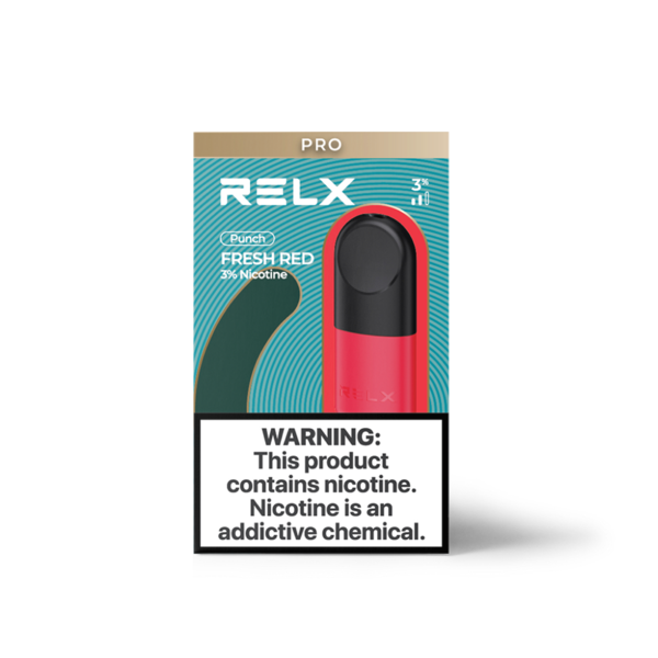 RELX Infinity Replacement Pods