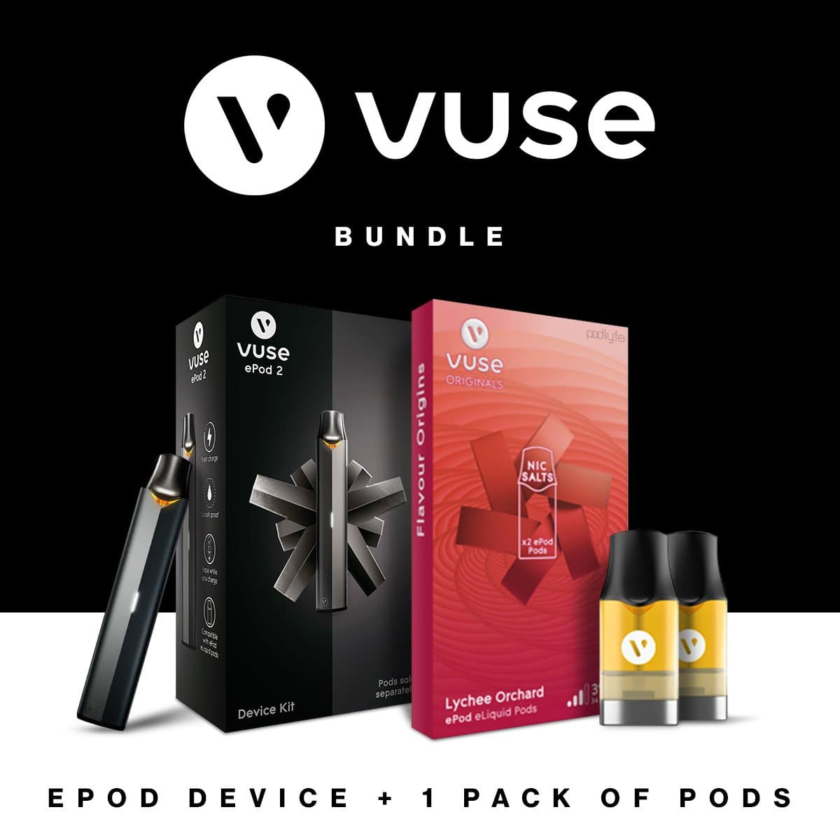 VUSE ePod 2 Bundle