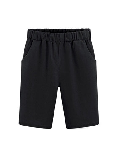 Every Day Mid-Shorts (4 Colour)