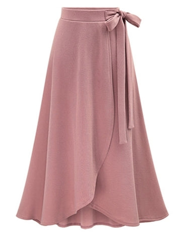 Darra Wrap Long Skirt