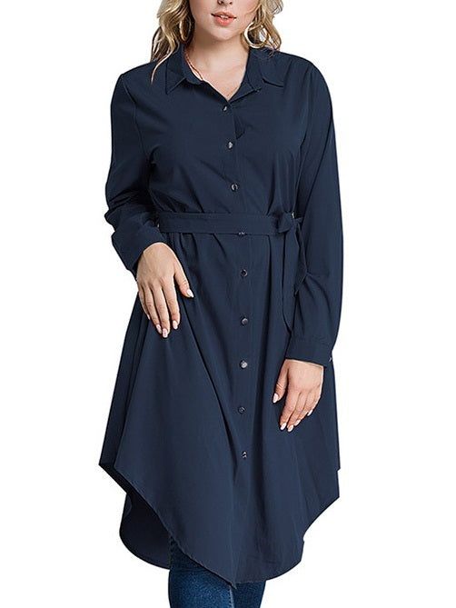(M-6XL) Kimberli Tunic Shirt