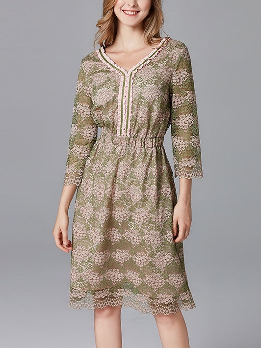 Maeghan Lace Dress