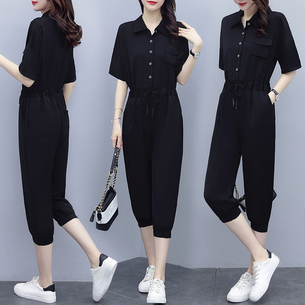 Kinza Plus Size Jumpsuit