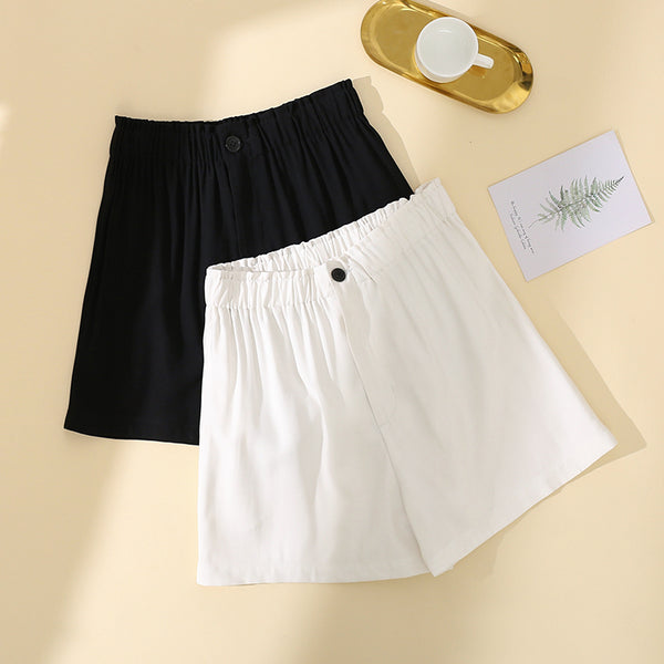 Kathrine Plus Size Highwaist Shorts