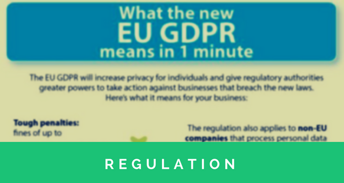 GDPR in Less than a Minute