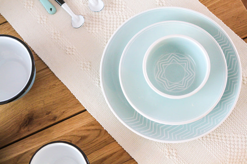 COLLECTION MINT TABLEWARE