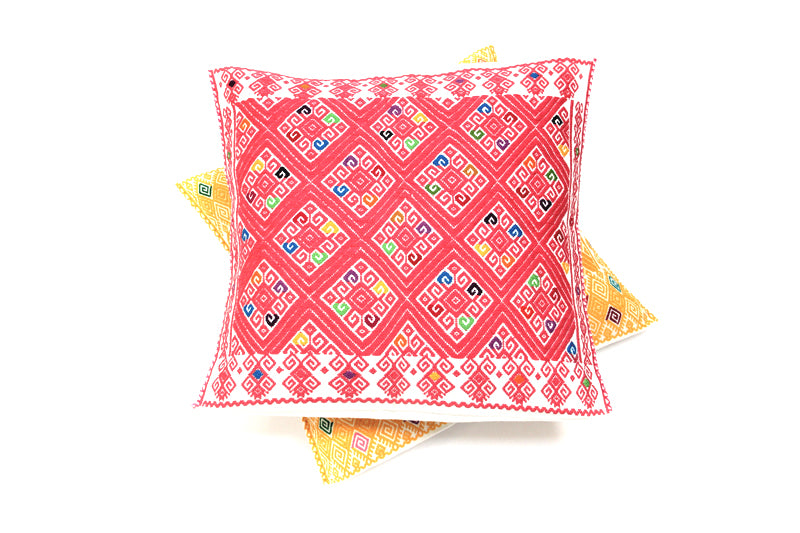 VINAJEL-BALAMIL PINK CUSHION COVER