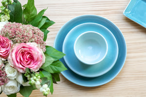COLLECTION TURQUOISE TABLEWARE