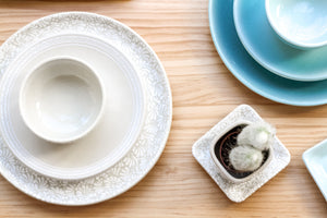 COLLECTION BLANCA TABLEWARE