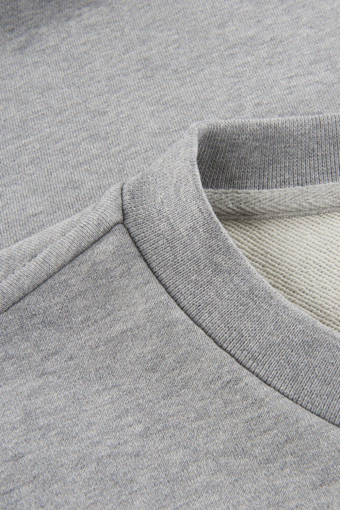 Organic Cotton CELEBRATE Sweater for Men in Gray