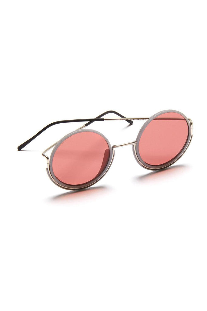180º Handmade Sunglasses in Pink