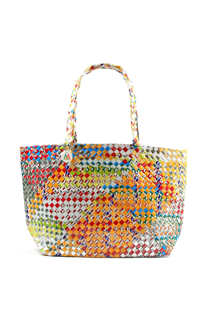 Artisan's Choice Multicolor Tote* - unique color