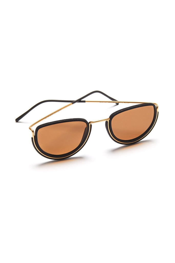 Brexit Handmade Sunglasses in Brown