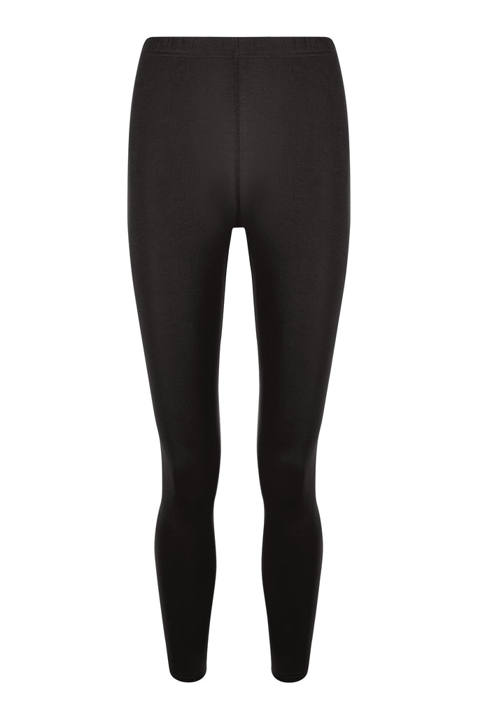 Sato Vegan Bamboo Leggings in Black