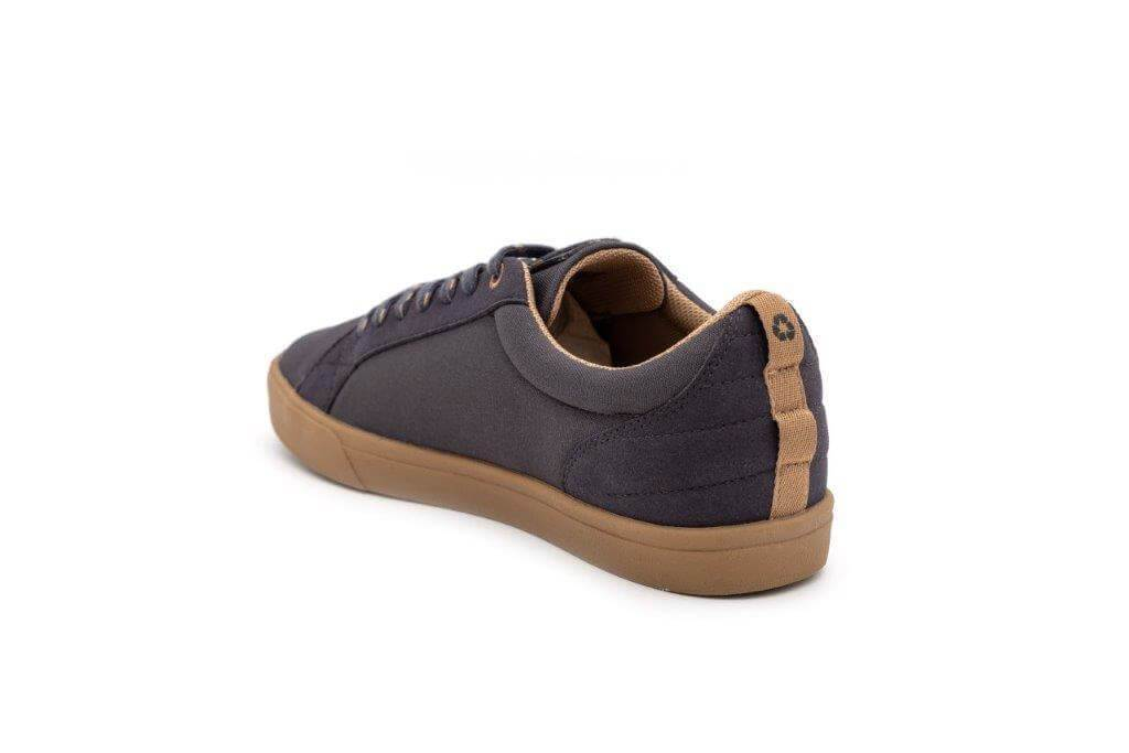 Men Cannon Recycled Sneakers in Obsidian