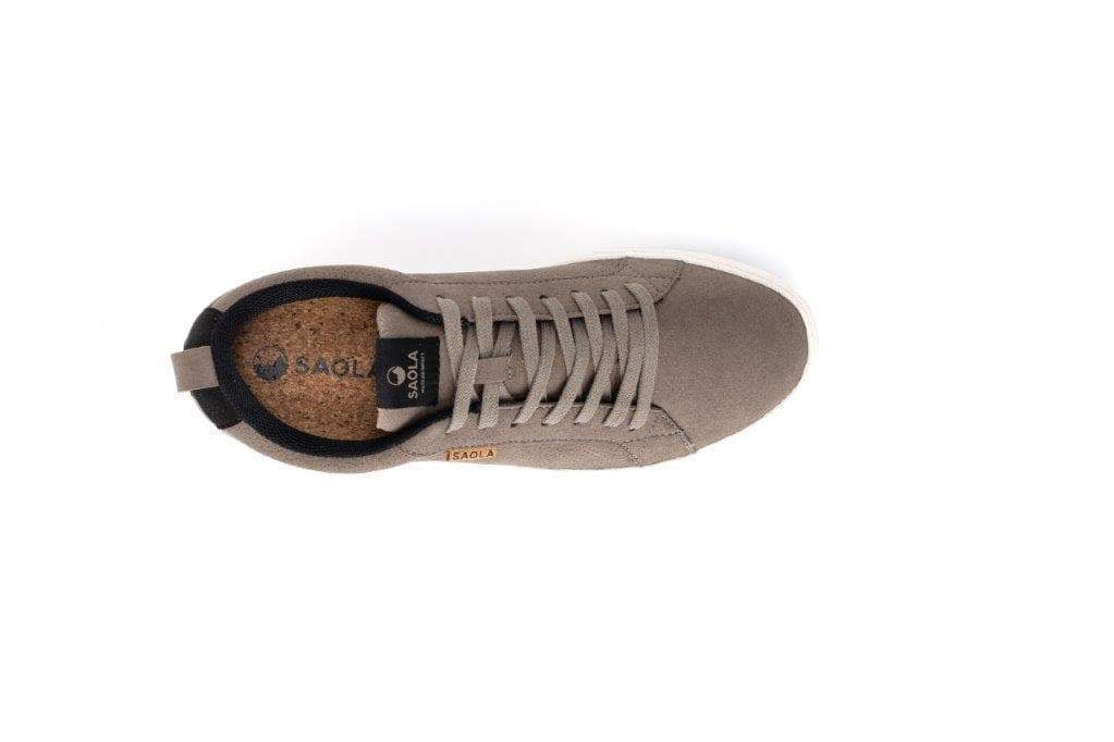 Men Cannon Recycled Sneakers in Brindle