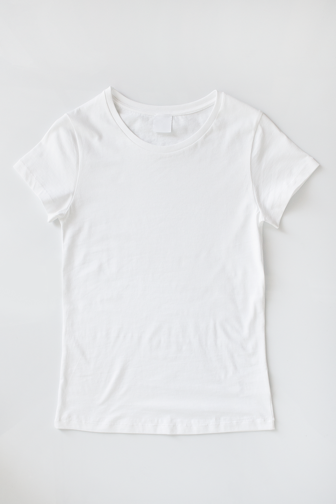 Relax Fit Suvin Organic Cotton T-shirt in White