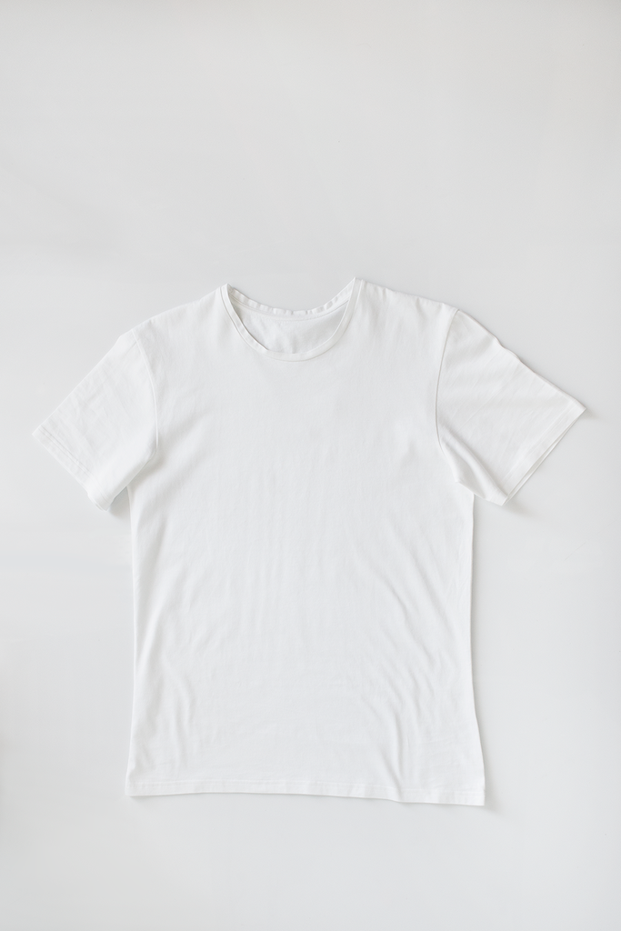 Unisex Organic Cotton T-shirt in White