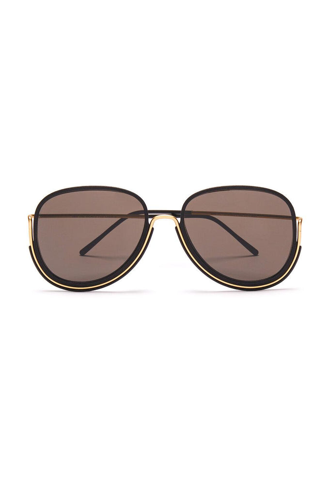Earhart Handmade Sunglasses in Gray