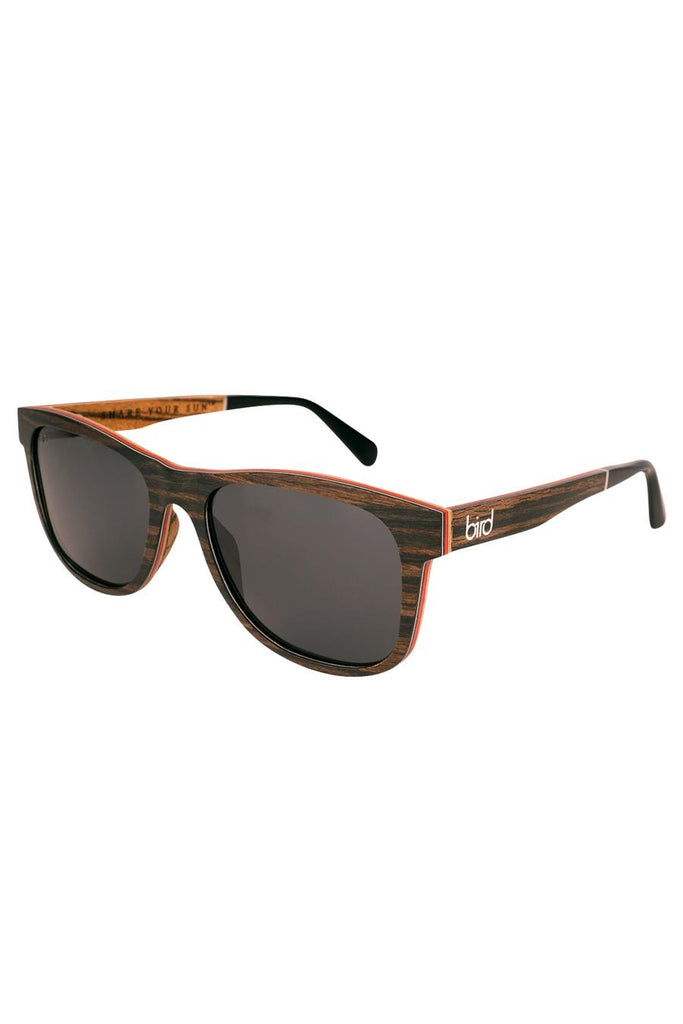Hawfinch Ethical & Eco-Friendly Bamboo Sunglasses in Different Colors