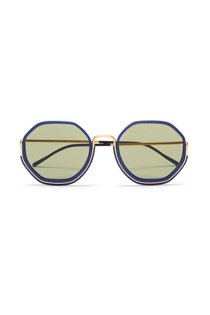 Honeys Handmade Sunglasses in Blue