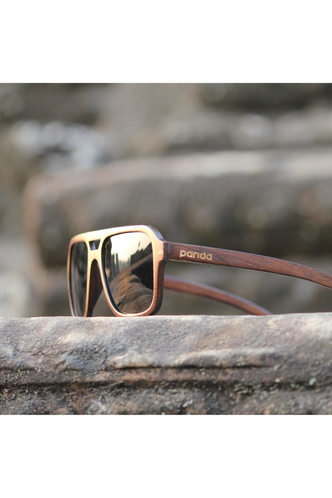 Nelson Ultralight Ethical Bamboo Sunglasses