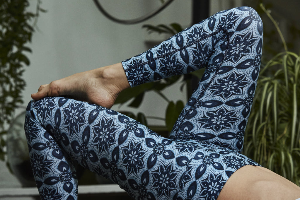 Medina Recycled Polyester Leggings