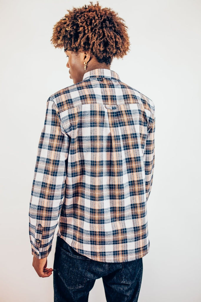 Joe Recycled Cotton Men's Check Shirt