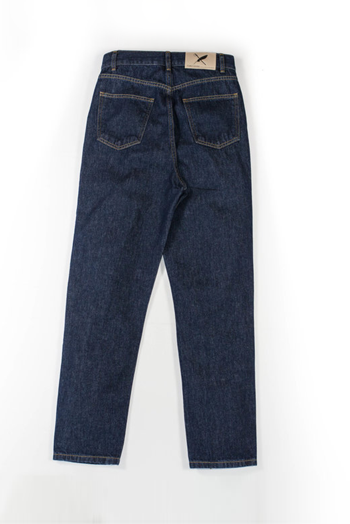 Hardy Organic Cotton Jeans in Indigo