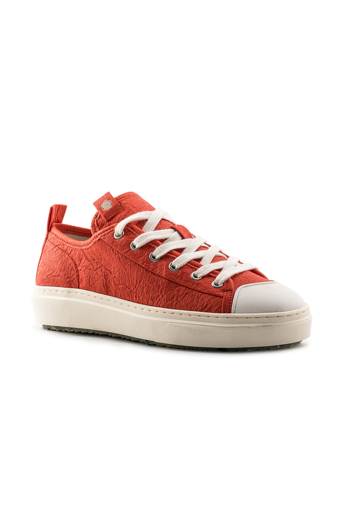 Wakame Recycled Sneakers in Paprika