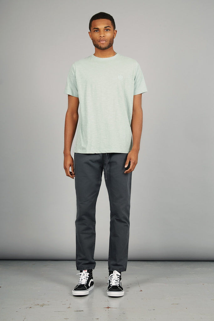 Kin Organic Cotton T-shirt in Mineral Green