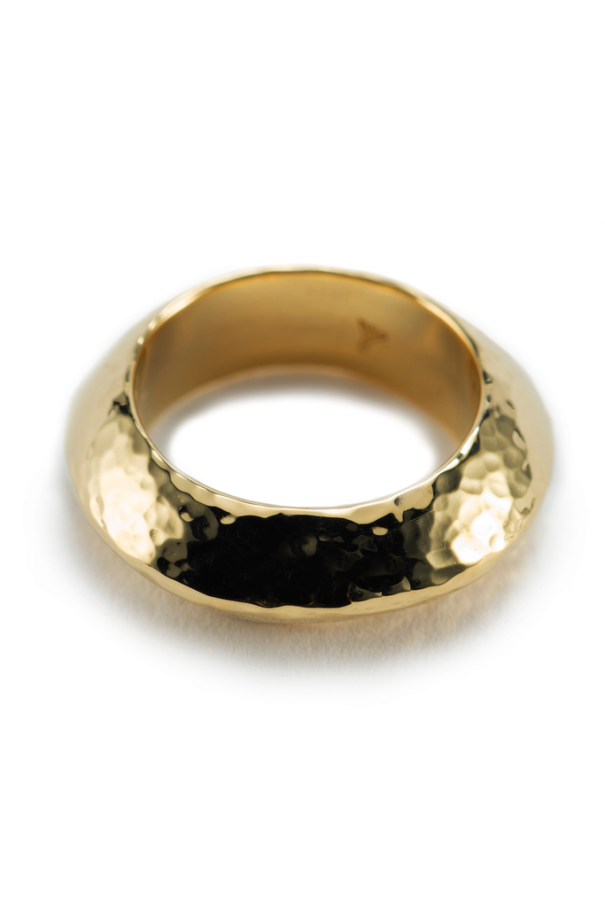 Kadero Recycled Brass Ring
